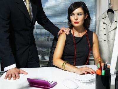 Что делать, если пристает шеф?