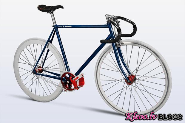 Велосипед Levi's