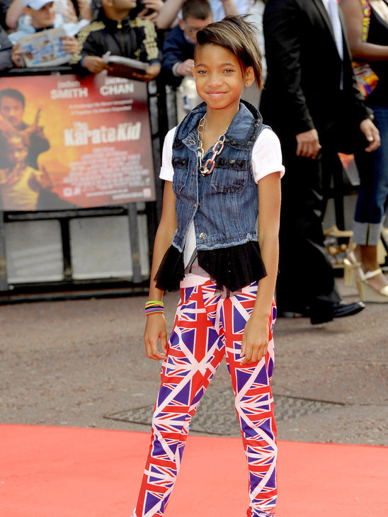 This girl already has her own funky style with fashion - can she do the same with her music?