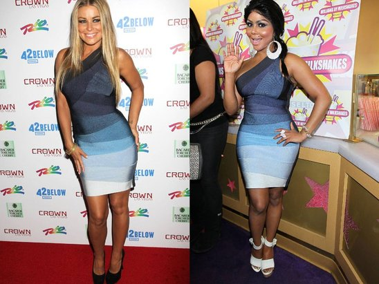 Who Wore It Best- Carmen or Lil' Kim?