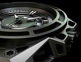 Jauns pulksteņu modelis Spidolite no Linde Werdelin
