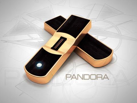 «Pandora» - grezni flash atmiņas moduļi no Gresso