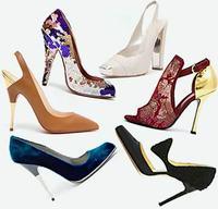 Moderni sieviešu apavi 2009