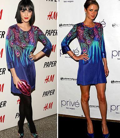 Kleitu kauja: Ketija Perrija vai Nikkija Hiltone?