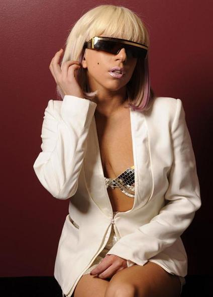 Dziedātājas Lady Gaga jaunā fotosesija