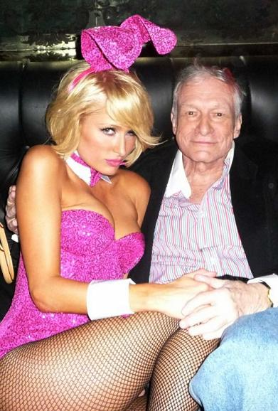 Perisa Hiltone Playboy ballītē