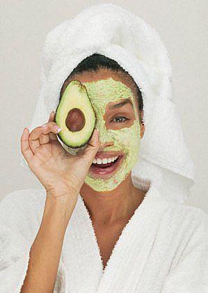 12 supervitamīnu maskas sejas ādai