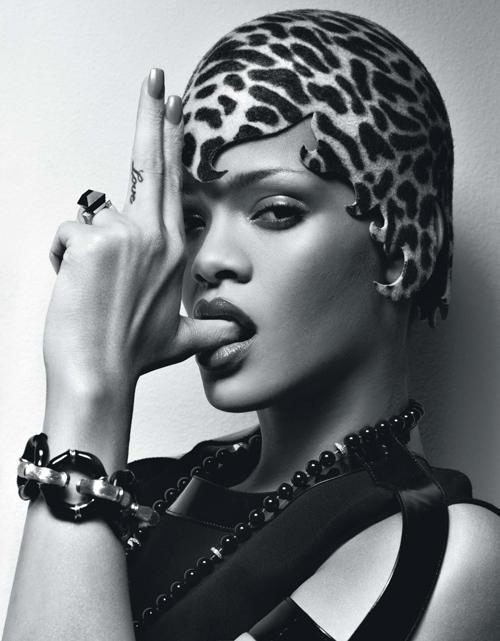 Rihanna – W Magazine