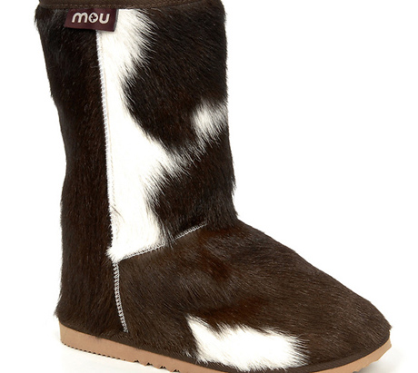 Mou Boots: тундра рядом