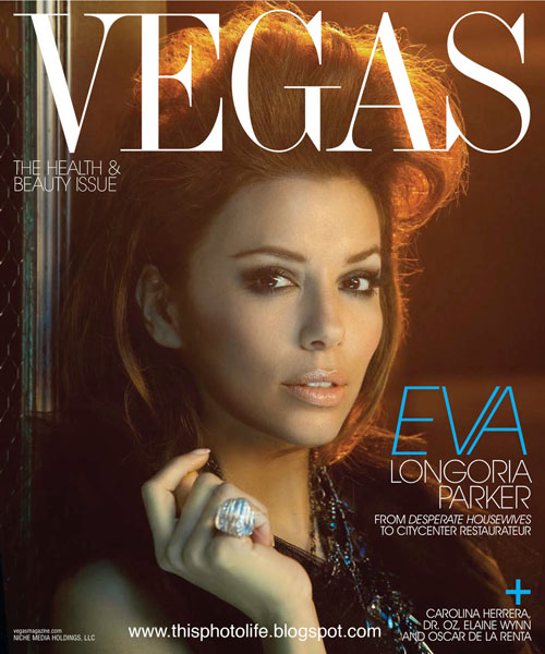Eva Longoria – Vegas Magazine (January/February 2010)
