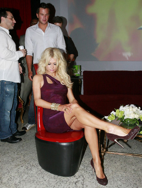 "Paris Hilton – ""Devassa"" Beer Photoshoot in Brazil"