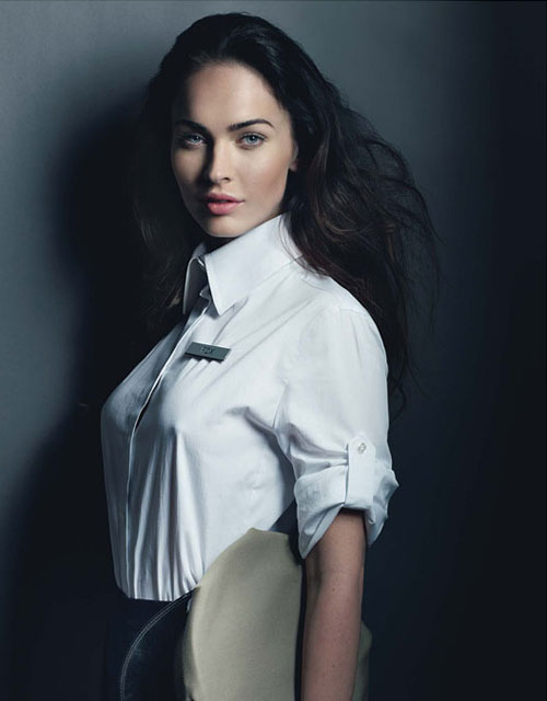 Megan Fox – W Magazine (March 2010) (MQ)