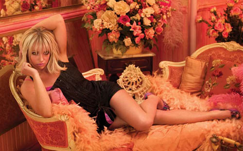 "Britney Spears – ""Candie's"" Campaign"