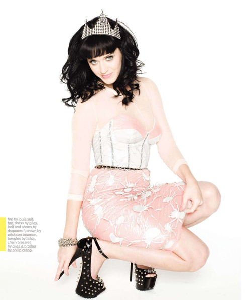 Katy Perry – Nylon Magazine (March 2010)