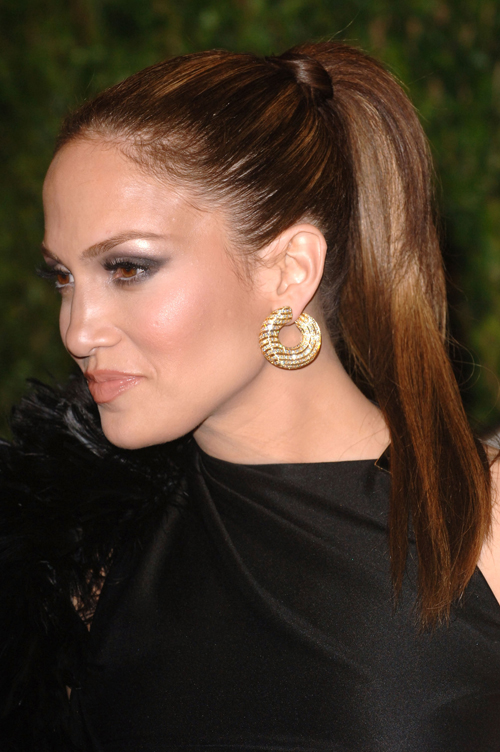 Jennifer Lopez – Vanity Fair Oscar Party in Hollywood