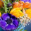 Izvēlamies ziedus: ideāla pušķa noslēpums.