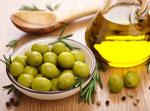 Notievēt pēc svētkiem palīdz olīves.
