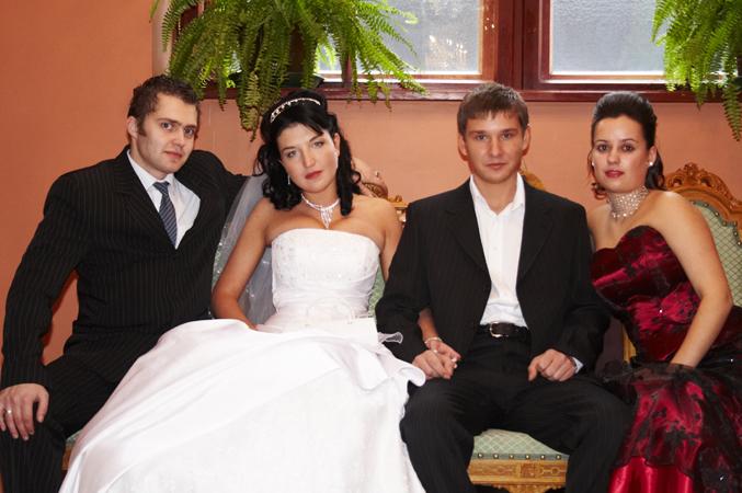 Liecinieki kāzās