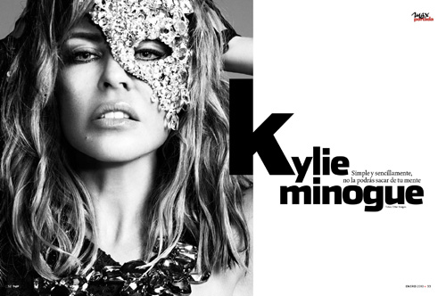 Kylie Minogue – Max Magazine (January 2010)