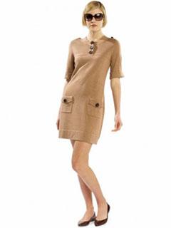 2008/2009 gada rudens – ziemas modes tendences: kleita – svīteris