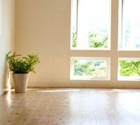 Dzīvokļa noformēšanas un sadalīšanas paņēmieni.