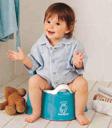 Kā pieradināt bērnu būt sausam