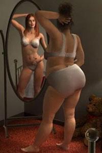 Голые толстухи описались фото ню считаю