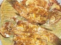 Cepta zivs cepeškrāsnī