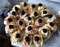 Новогодний рецепт: Закуска сырная