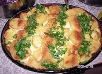 Kartupeļu un maltās gaļas sacepums