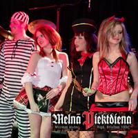 "Fashion show  - club ""Black Friday"" (03.04.2010 )"