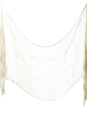 Drāna,  krēmkrāsas, 75 x 300 cm