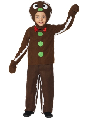 Little Ginger Man Costume