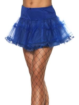 Petticoat, blue