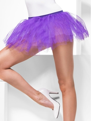 Underskirt, purple