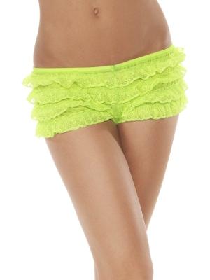 Panties, Neon Green