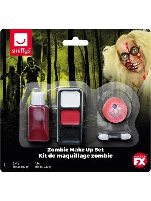 Grima komplekts zombijam