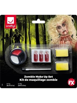 Комплект грима для зомби