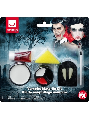 Vampire Make Up Set- Fangs