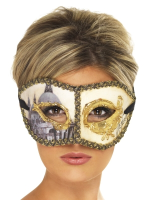 Kolumbīne acu maska