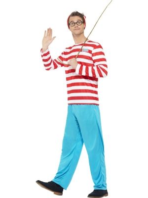 Where`s Wally Costume