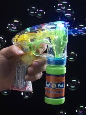 Светящийся пистолет для пузырей