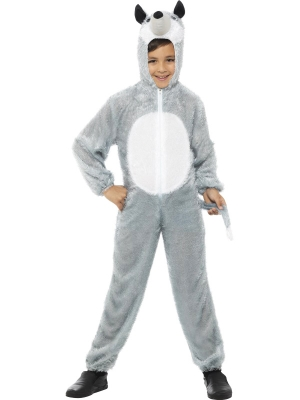 Wolf Costume, 7-9 year