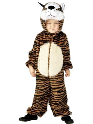 Костюм тигра, 4-6 лет