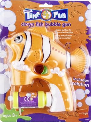 Burbuļu pistole