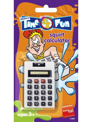 Squirting Calculator
