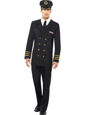 Navy Officer Costume