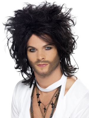 Russell Brand Wig