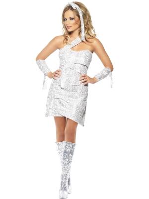 Mummy Bedazzle Costume