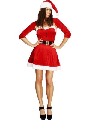 Santas palīdzes kostīms